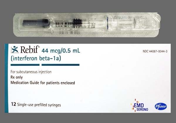 دواء انترفيرون بيتا 1 أ Interferon Beta 1a دواعي الاستعمال